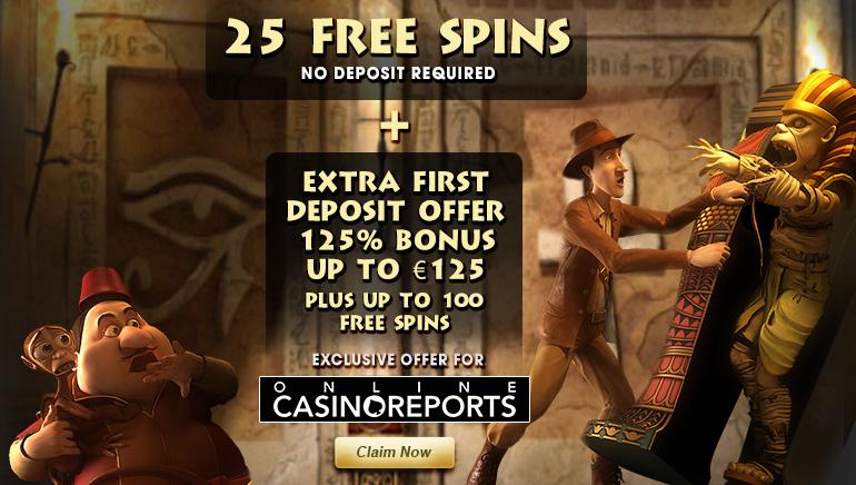 Ekskluzivno: 25 brezplačnih vrtljajev brez zahtevanega pologa v igralnici BETJOY Casino