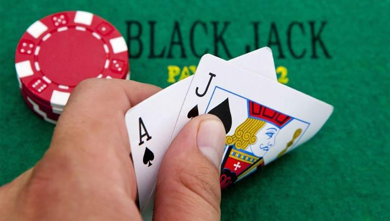 Blackjack s pravim denarjem