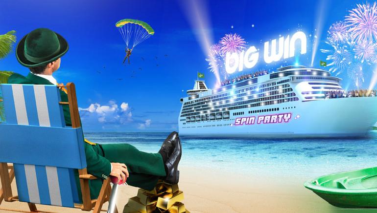 Priigrajte si brezplačno potovanje na Karibe v igralnici Mr Green Casino