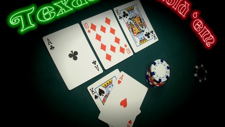 Brezplačni spletni poker