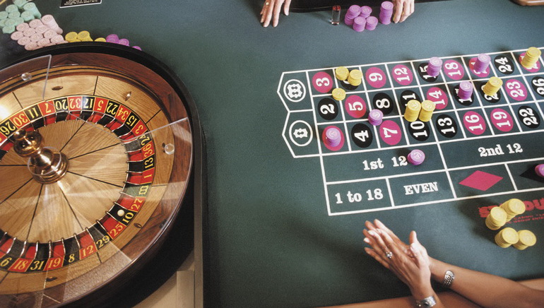 Spletna ruleta za pravi denar