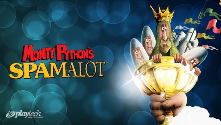 Glavni dobitek Monty Python's Spamalot poskočil na 2,5 milijona dolarjev v igralnici Europa Casino