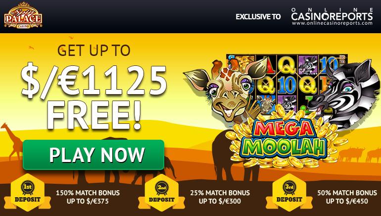 Začnite igrati na polno s pomočjo ekskluzivne OCR ponudbe dobrodošlice v  igralnici Spin Palace