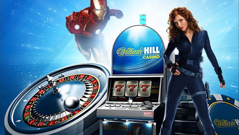Igralnica William Hill Casino predstavlja nove igre v novi avli